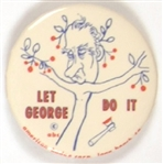 McGovern Let George Do It