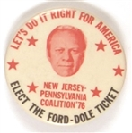 Ford New Jersey-Pennsylvania Coalition