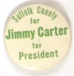 Suffolk County for Carter