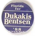 Florida for Dukakis-Bentsen