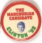 Clinton the Manchurian Candidate