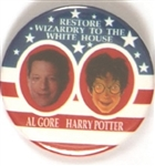 Al Gore, Harry Potter
