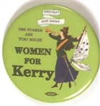 Women for Kerry Suffrage Trumpeter