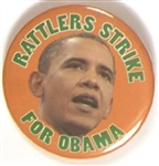 Rattlers Strike for Obama