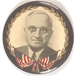 Harry Truman Scarce Flag and Laurel