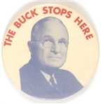 Truman the Buck Stops Here