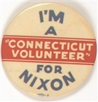 Connecticut Volunteer for Nixon