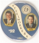 Clinton-Gore Steelworkers