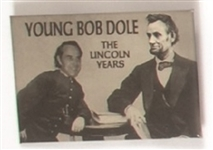 Young Bob Dole and Abe Lincoln