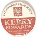 Polish Americans for Kerry