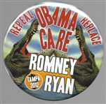 Romney and Ryan Florida Anti Obama Care