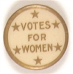 Votes for Women Six Stars Pin