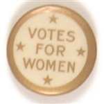 Votes for Women Four Stars Pin