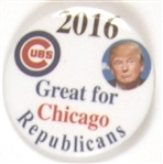 Trump, Cubs Great for Chicago
