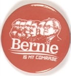 Bernie Sanders is My Comrade