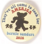 Sanders Come to Look for America Bears