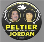 Peltier and Jordan Peace and Freedom Jugate