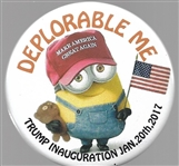 Trump Deplorable Me