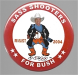 SASS Shooters for Bush