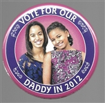 Obama Vote for Our Daddy