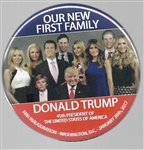 Trump Our New First Family