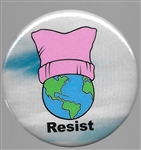Anti Trump Resist Pin by Brian Campbell
