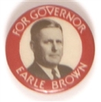 Earle Brown for Governor, Minnesota