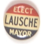 Elect Lausche Mayor of Cleveland