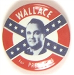 Wallace Confederate Battle Flag Litho