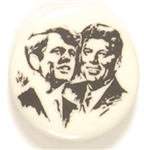Robert and John Kennedy