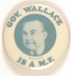 Gov. Wallace is a M.F. (Maryland Farmer)