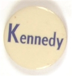 Robert Kennedy Blue, White Celluloid
