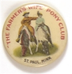Farmers Wife Pony Club