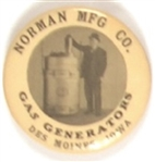 Norman Manufacturing Co. Gas Generators