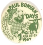 Paul Bunyan Days, Bemidji State College