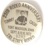 Tri-State Rodeo 1972, Tommy Cash