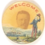 Theodore Roosevelt Uncle Sam Welcome