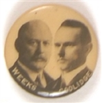 Coolidge and Weeks Massachusetts Celluloid