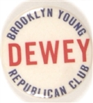 Brooklyn Young Republican Club for Dewey