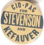 Stevenson and Kefauver CIO-PAC