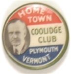 Coolidge Home Town Club