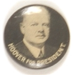 Hoover for President Unusual Litho
