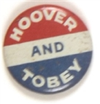 Hoover and Tobey New Hampshire Coattail