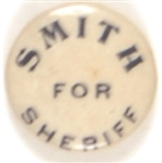 Smith for Sheriff New York Celluloid