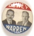 Dewey, Warren Celluloid Jugate