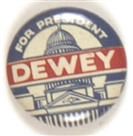 Dewey for President US Capitol