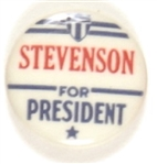 Stevenson for President Celluloid