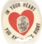 Goldwater in Your Heart You Know Hes Right