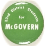 McGovern 23rd District Students