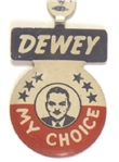 Dewey My Choice Tab